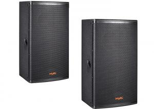 China Two Way Portable Audio SystemSpeaker  With Black Paint , Professional Audio Speakers on sale