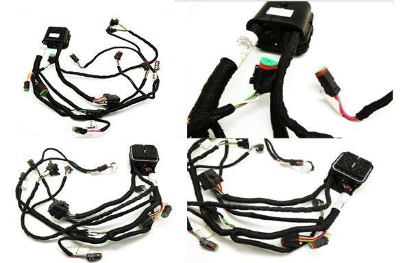 Diesel Engine Caterpillar Cat C9 Wire Harness 3239140 For
