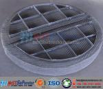Protections d'antibrouillard de fil de DM07 Monel400, vers le haut de protection d'antibuée de style