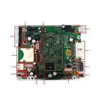 Custom 4 Channels Turnkey PCB Assembly