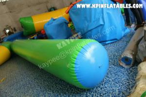 China Inflatable Water Roller tube,inflatable buoy for Aqua Park on sale