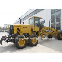 China 16 Tons Road Construction Safety Equipment Front Blade Motor Grader With 1626mm Cutter on sale