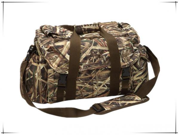 Final Roach Layout Blind Bag Duck Hunting Bags With Pp Belt Images