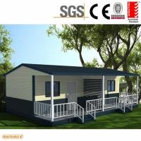 CE approvaled 32m2 granny flats with optional deck