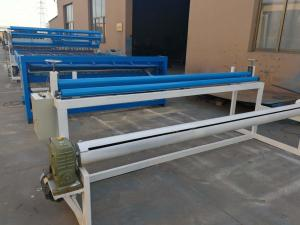 China CNC Wire Mesh Production Line For Making Mesh Panel And Roll Mesh on sale