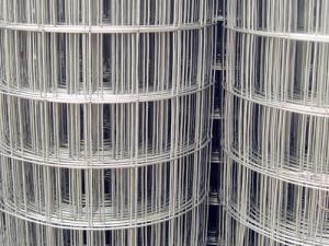 Galvanized Decorative Welded Wire Mesh Fence Panels/Welded Wire ...