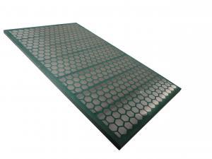 China KEM TRON Shale Shaker Screen 48 X 28 1210 X710mm  Meta Steel l Frame on sale