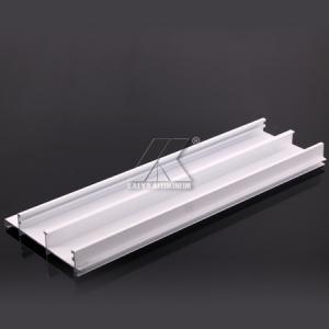 China Alloy Aluminium Window Extrusions , Aluminum Profiles For Doors And Windows CQC on sale