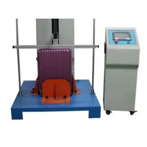 China Specimen Height  200cm  Luggage Testing Instrument Rod Reciprocating Machine on sale