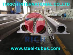 China Material 20# Special shape Seamless Carbon Steel Tube Omega Pipe For Boiler on sale