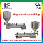 Semi-auto Single Head Ointment/Cream/Paste Filling Machine