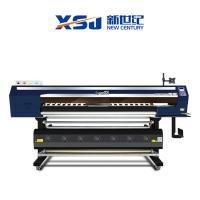 China 6 Head 4 Colors Fedar Inkjet Sublimation Paper Printer on sale