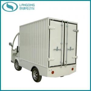China CE Electric Cargo Car Freight Truck Car (LQF090M) on sale