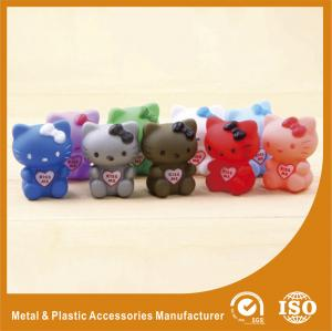 China Pvc Cartoon Character Toys Oem Animal Plastic Vinyl Toys For Souvenirs on sale