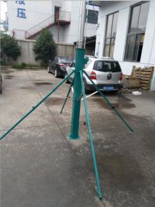 crank up telescoping antenna mast 9m telescopic mast