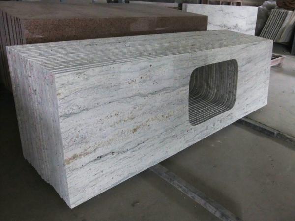 gray thick stone slab countertop stone vanity tops 108 x 25 5 x 2 rh stoneslabcountertop sell everychina com