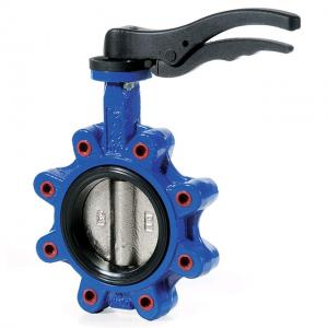 China Dn200 PN10 16 Wafer Butterfly Valve Body Casting For Valve Parts on sale