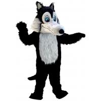 China Halloween costumes Wolf mascot head costume cartoon carnival costume wolf costume ideas on sale
