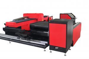 China Aluminum , Galvanized Sheet YAG Laser CNC Cutter ,  Sheet Metal Laser Cutting Machine on sale