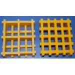 Reja plástica de FRP/Fiberglass/con la reja antirresbaladiza, de alta resistencia