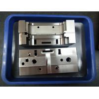 Customized EDM Spare Parts / Machining Caride Parts Of Sliders For Injection Mold