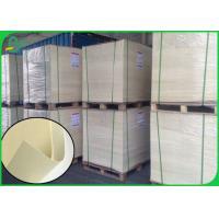 Eco Friendly Cream Paper 610*860mm 700*1000mm Size For Making DIY Handbook