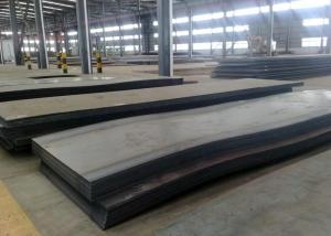 China Common Carbon Structural Steel Plate / Stainless Steel Plate S235JR A283 Grade C on sale