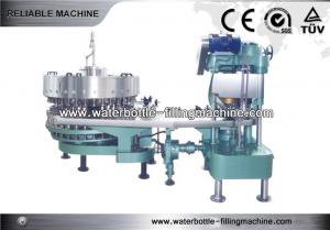 China Automatic 2 In 1 Beverage Filling Machine Equipment For Carbonated Soft Drink on sale