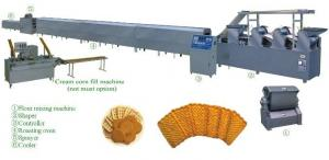 China Biscuit Making Machinery on sale