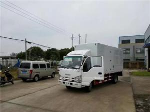 Quality Closed Cooling Semi Truck Diesel Generator , 120 Kw Diesel Generator 165KVA for sale
