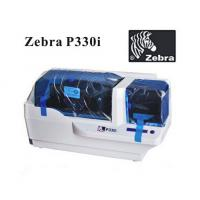 Original Zebra P330i Single-sided ID Card Printer, Plastic Card Printer