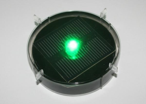 polycarbonate embedded solar road markers led road light 8 years rh solartrafficcontrols sell everychina com