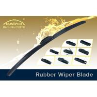 9 Adaptors Hybrid Style Rubber Windshield Wiper Blade For VW / Volvo / Benz