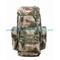 Custom Huge capacity durable camping gear backpack for outdoor sports