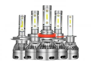 China High bright 6000k 6500k 9005 9006 9012 H1 H11 H7 all in one headlight bulb led on sale