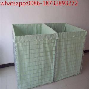 China Hesco Barrier/ Hesco Bastion/military sand wall hesco barriers for sale/hesco barrier cost/Welded Gabion Box on sale