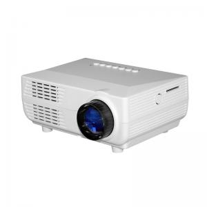 China VS311 full hd 480P 500lumens portable led mini projector with micro usb on sale