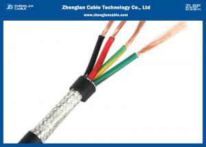 China RVV Fire Resistant Twin And Earth Cable , House Wire Cable have PVC insulated  (300/500V) on sale