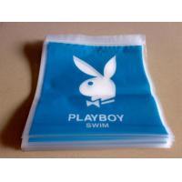 zipper poly bag/plastic bag manufacture china