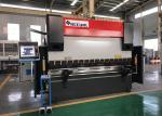 Door Frame CNC 500 Ton Press Brake Machine With 7 Axis / 6000mm Bending length