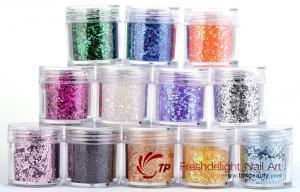 China Nail Glitter 1MM Sparkles on sale