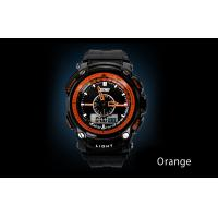 China 5 ATM Analog Digital Wrist Watch ABS Case LCD Display Wrist Watches on sale