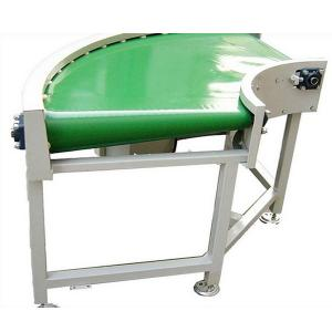China 90 degree Curve belt conveyor on sale