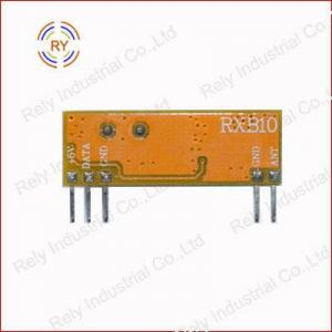 China 315/433.92MHZ RF Module for Cars,Garage Door RXB10 wholesale