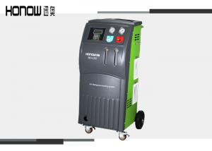 China Heat Exchange Car AC Recovery Machine R134A Freon With Danfoss Compressor on sale