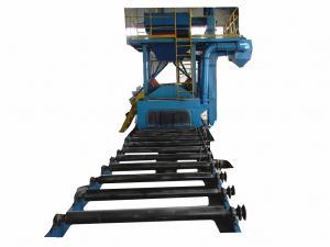 China Surface Cleaning Machine: Roller Through Type Shot Blasting Machine on sale