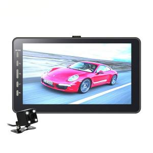 China 7 inch Android truck gps navigation dashboard camera reverse camera dvr system on sale