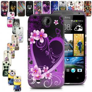 China Soft silicone htc desire phone covers , cell phone cases for htc desire 310 on sale