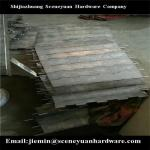 stainless steel 304 plate linked perforated conveyor belt