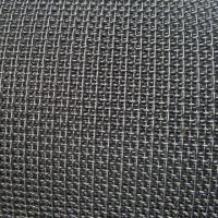 China 316 316L 304 Stainless Steel Woven Wire Mesh Square Hole 40 80 100 120 Micron on sale